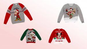 The Disney Christmas jumper collection is here and it's ho-ho-honestly amazing