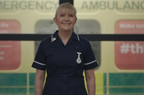 """Casualty's Cathy Shipton confirms Duffy will exit this weekend in emotional final episode: """"Her decline is escalating"""""""