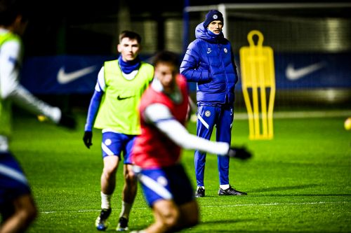 : Thomas Tuchel continues surprising training methods