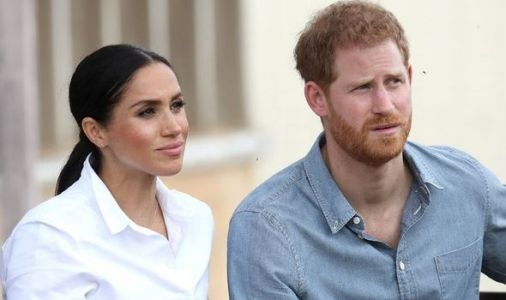 Strip them of their titles! Meghan Markle and Prince Harry must LOSE royal honours - poll