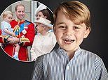 The Queen 'leaves presents at the foot of Prince George's bed when he stays at Buckingham Palace'