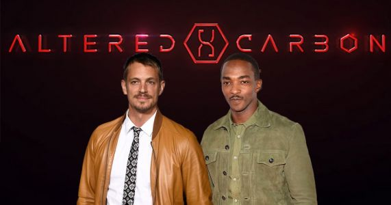 Altered Carbon season 2 will finally drop on Netflix next month as Marvel star replaces DC actor in main role