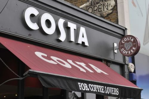 Costa lobbied against 25p coffee cup tax that was dropped by the Tories