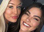 Rebecca Gormley red-faced as she calls Jess Gale her 'bestie' but posts snap with twin Eve