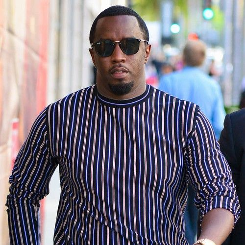 Icon Award winner Diddy takes aim at Recording Academy bosses over hip-hop snubs