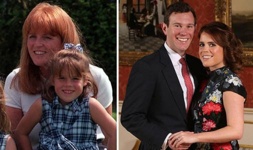 Princess Eugenie wedding: Eugenie and Jack adorable childhood photos REVEALED
