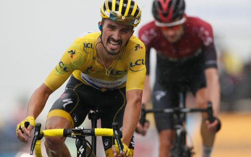 Tour de France 2019, stage 15 results and standings: Simon Yates wins from break; Julian Alaphilippe retains yellow