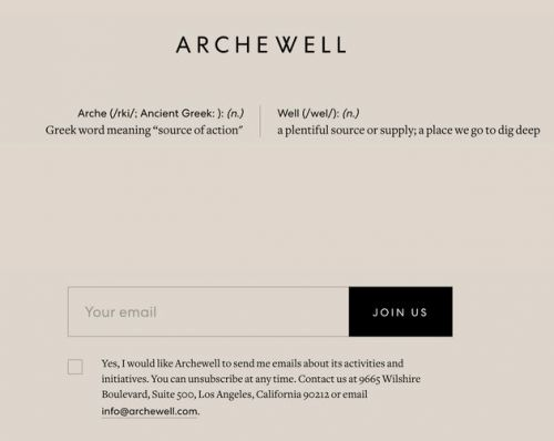 Meghan Markle And Prince Harry Unveil New Website For Their Archewell Organisation
