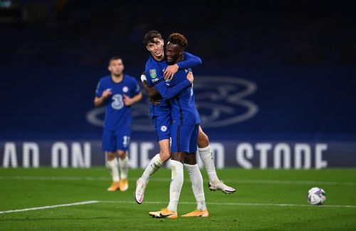 Havertz and Abraham to continue partnership, Caballero starts: WBA vs Chelsea predicted line up