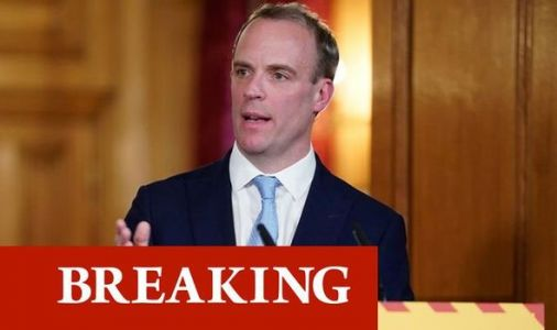 Dominic Raab asked to deputise for PM as Boris Johnson moved into intensive care