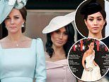 Meghan complains that Kate Middleton gets backing of the Palace after bad press