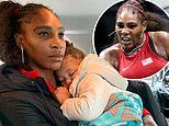 Serena Williams reflects on the reality of being a working mom: 'I am often exhausted, stressed'