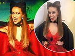 Strictly's Catherine Tyldesley teases her Halloween special costume
