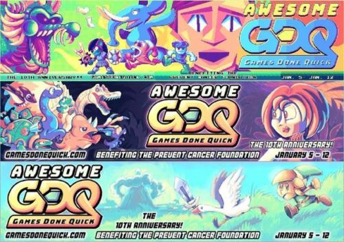 Awesome Games Done Quick 2020 schedule runs till Sunday on Twitch