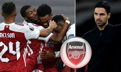 Mikel Arteta makes Man Utd admission after Dundalk win as Arsenal set sights on rivals
