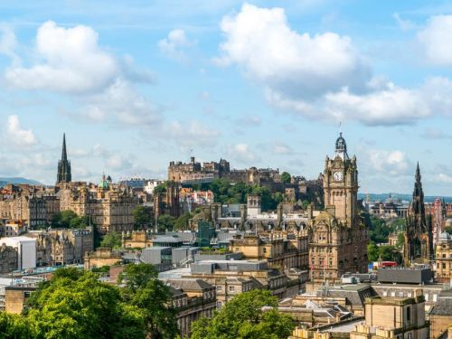 These are the 10 least deprived areas in Scotland