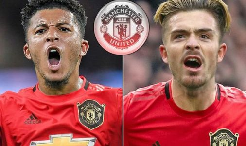 Man Utd have Jadon Sancho, Jack Grealish and two defenders on transfer priority list