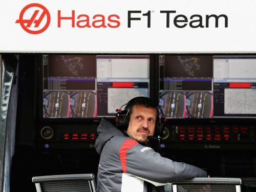 Haas 'transparent', designed own brake ducts