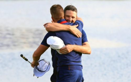 Henrik Stenson and Justin Rose ready for third title tilt in New Orleans