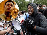 John Boyega hailed 'hero' by Star Wars producers LucasFilm following Black Lives Matter speech