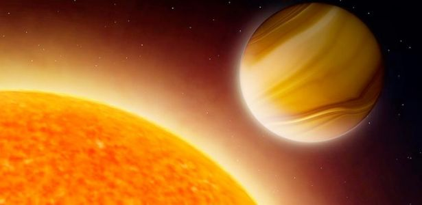 Water vapor common among exoplanets, but less than expected