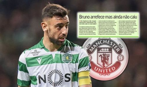 Bruno Fernandes to Man Utd transfer situation cools with Ed Woodward refusing to budge