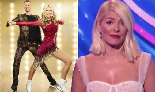 Dancing On Ice fans baffled as Caprice and Hamish 'parts ways' - 'What does that mean?!'