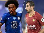 Arsenal 'must offload Henrikh Mkhitaryan before completing free transfer for Chelsea winger Willian'