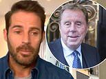 Jamie Redknapp recalls hearing dad Harry almost died in horror crash