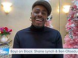 Ben Ofoedu suggests he will marry fiancée Vanessa Feltz over Christmas