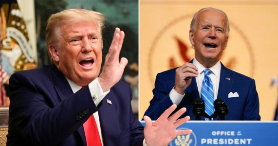 Full list of Donald Trump orders Joe Biden set to undo on his first day