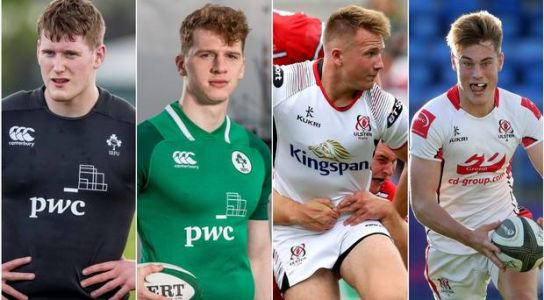 Who are the four players set for Ulster debuts at Leinster? All you need to know about Jack Regan, Azur Allison, Stewart Moore and Ethan McIlroy