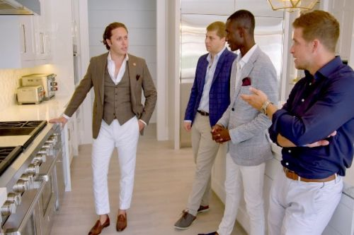 See inside Million Dollar Beach House, the new real estate show from Netflix