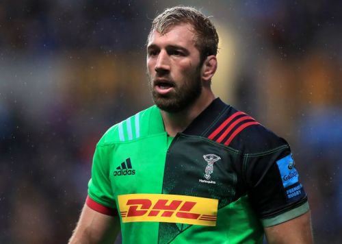 Harlequins aim to send club legend Chris Robshaw to States with Premiership medal and Twickers leaving do