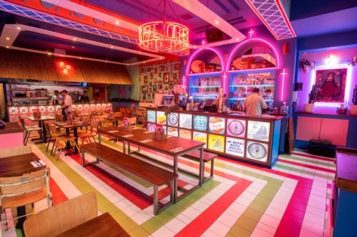 Mezcal, Glasgow's newest Mexican eaterie, is authentic, groovy and aimed at the young people