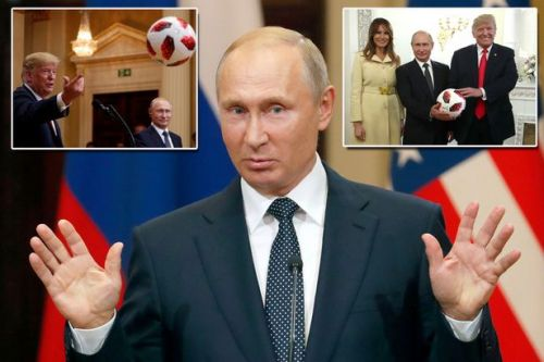 11 eye-popping moments from Donald Trump's lovebomb press conference with Vladimir Putin