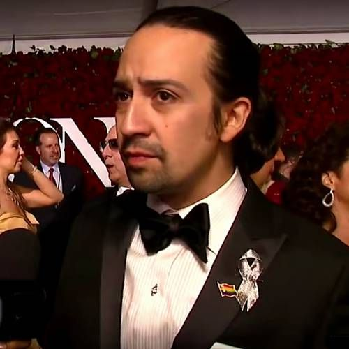 Lin-Manuel Miranda: On why Hamilton 'is a love letter to hip hop'