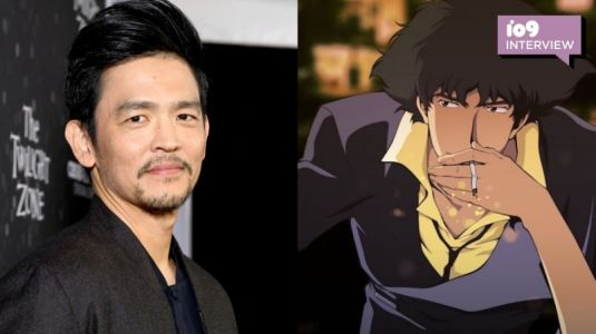 Of Course John Cho Gets to Be 'Super Fucking Cool' in Cowboy Bebop