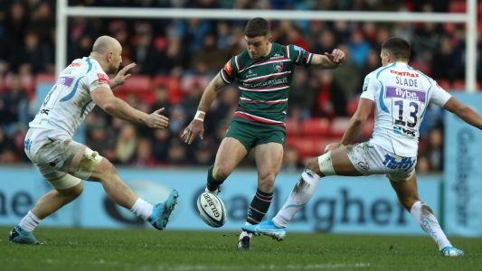 Exeter Chiefs vs Leicester Tigers live stream: how to watch Premiership rugby from anywhere