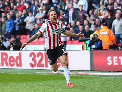 Sheffield United: Billy Sharp is backed give Premier League defenders a headache next term