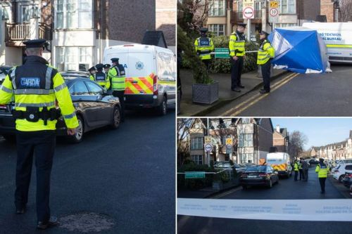 Man stabbed to death in 'row over parking space' as mum-of-three arrested