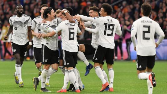 Schulz nets late winner as Germany beat Netherlands in Euro qualifier