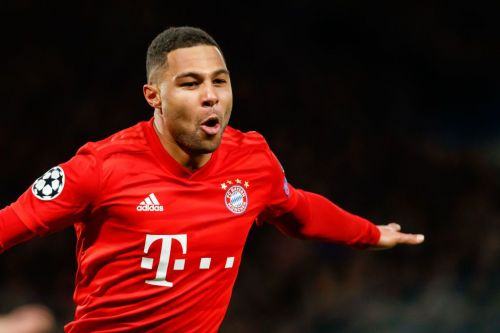 Serge Gnabry trolls Chelsea after Bayern Munich's Champions League win