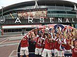 Arsenal stars 'feel betrayed and want talks with the club' over making 55 staff redundant