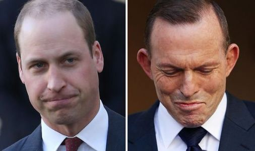 Australian PM's 'inappropriate' breach of royal protocol around Prince William revealed