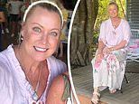 Lisa Curry reveals someone told her she looked like a 'crocodile handbag' as she discusses ageing