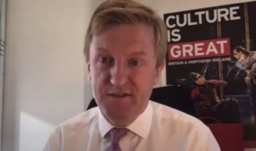 Oliver Dowden backs NHS Test and Trace app to be 'core tool in UK armour' against COVID-19