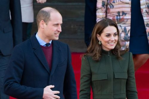 Prince William and Kate Middleton are 'besotted with new pup' after death of dog