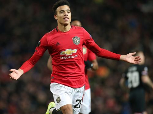 Man Utd 4 AZ Alkmaar 0: Solksjaer's kids win Europa League group as Greenwood double leads second-half romp