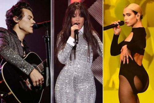 Radio 1's Big Weekend returns with Harry Styles, Dua Lipa and Camila Cabello